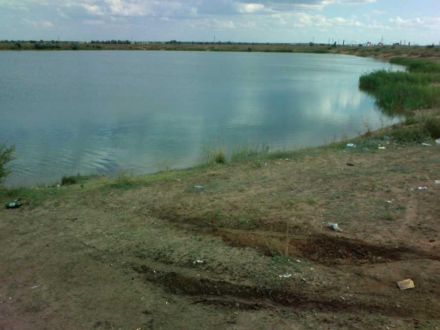 Голубое озеро энгельс фото